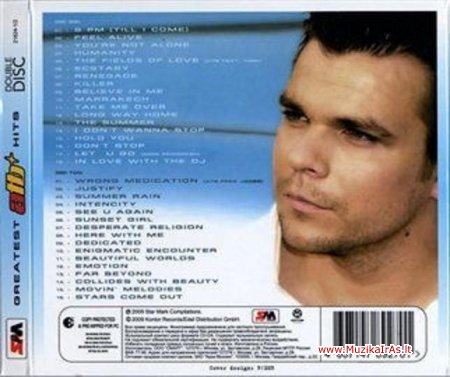 ATB-Greatest Hits