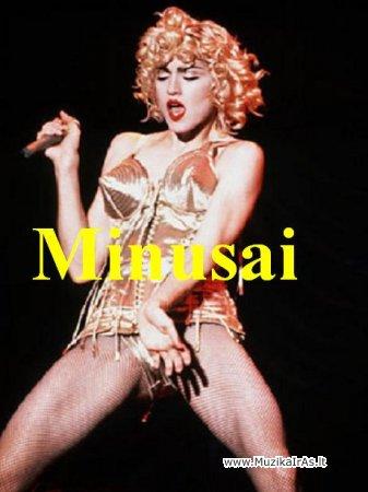 Minusai-Madonna