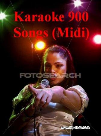 MIDI.Karaoke 900 Songs (Midi)