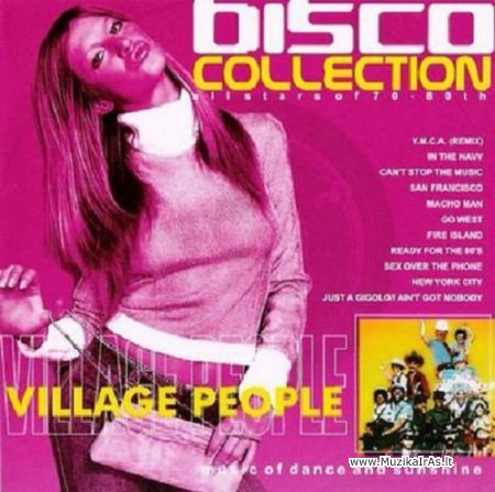 Village People - Disco Collection