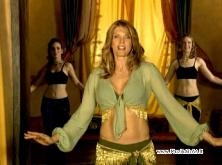 Šokis.Кэтти Смит: Танец живота