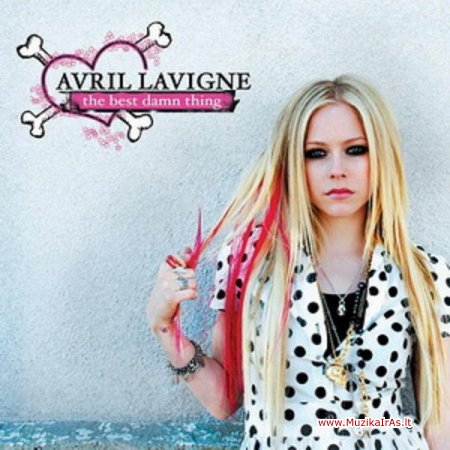 Avril Lavigne-The Best Damn Thing(Instrumental)