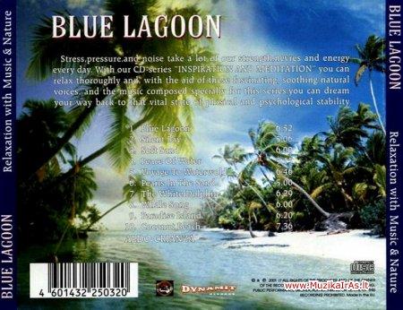 Relax.Blue Lagoon