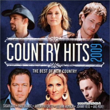 Country Hits 2009.The Best Of New Country
