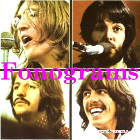 Fonogramos.The Beatles