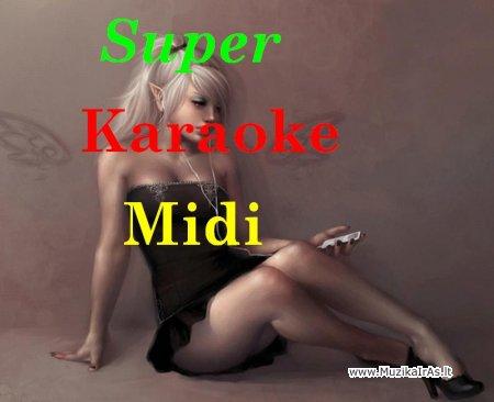 KARAOKE-MIDI(A-Z)