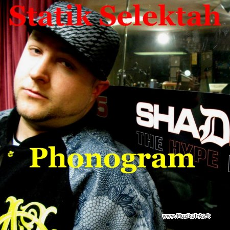 Statik Selektah - The Hangover [The Instrumentals]