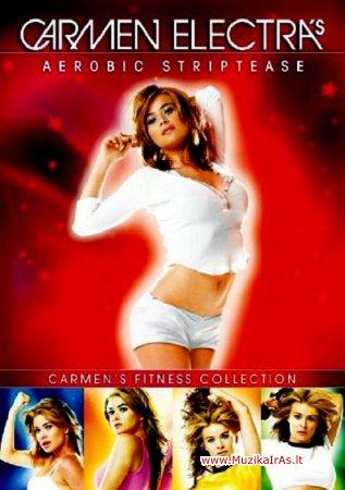 Aerobika.Carmen Electra. Aerobic-Striptease