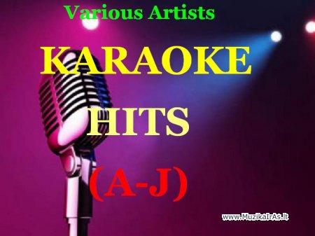 Karaoke hits(A-J)