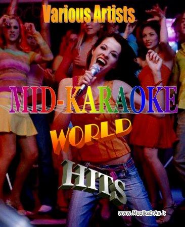 Muzikantams.Midi-karaoke hits