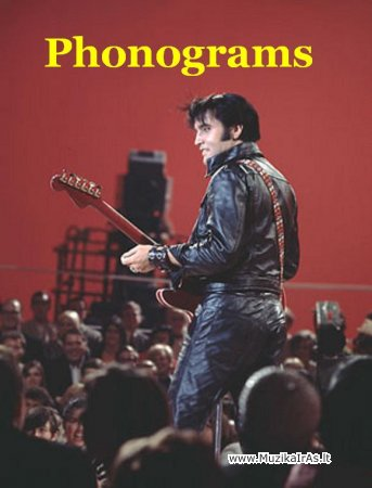Elvis Presley-Fonogramos