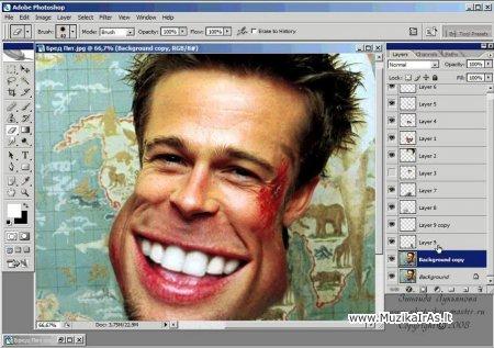 Photoshop.Все уроки Photoshop от Зинаиды Лукьяновой
