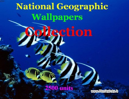 National Geographic Wallpapers Collection