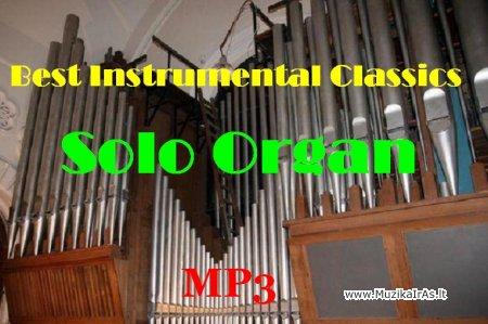 Vargonų muzika(Best Instrumental Classics)