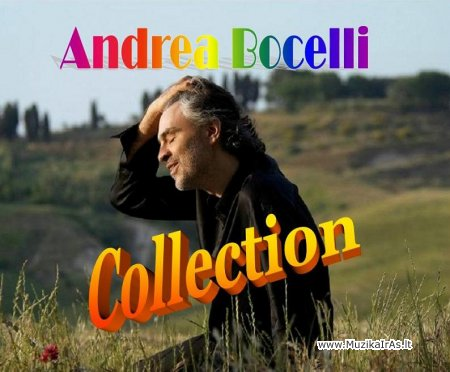 Andrea Bocelli-Collection