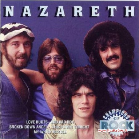 Nazareth-Greatest Hits