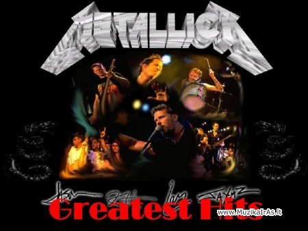 Metallica-Greatest Hits