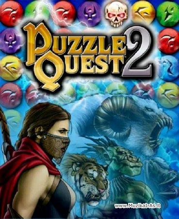Žaidimas.Puzzle Quest 2