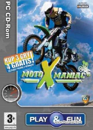 Žaidimai.Moto X Maniac