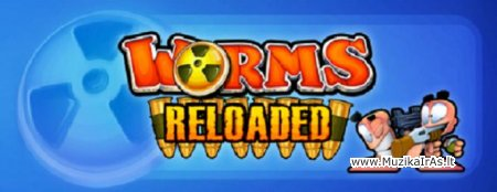 Žaidimai.Worms Reloaded