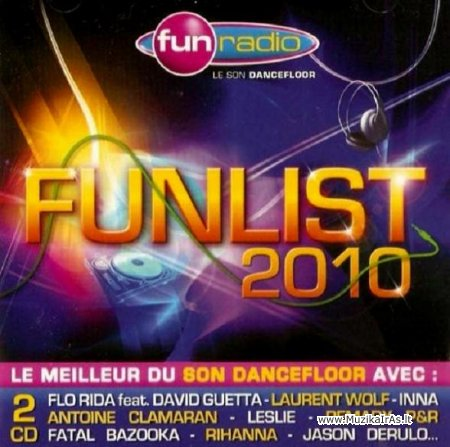 Fun Radio: Funlist 2010