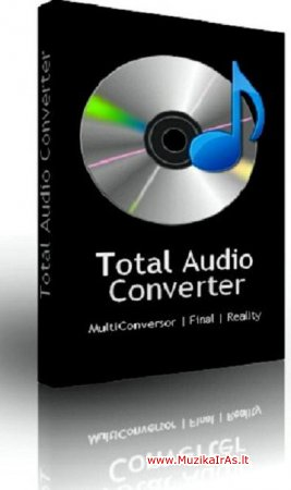 Soft.Total Audio Converter