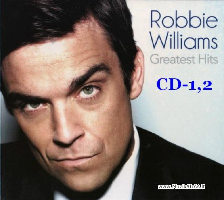 Robbie Williams-Greatest Hits