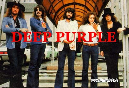 Deep Purple-The Greatest Hits