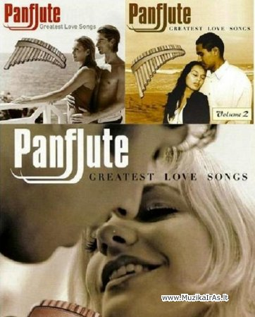 Panflute - Greatest Love Songs