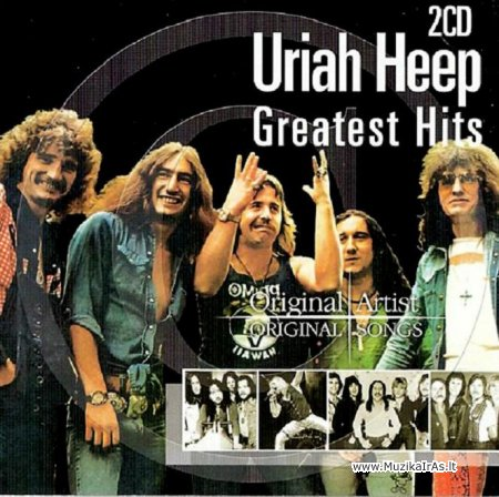Uriah Heep-Greatest Hits