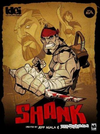 Žaidimas.Shank