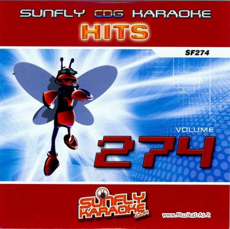 Karaoke-Sunfly Hits