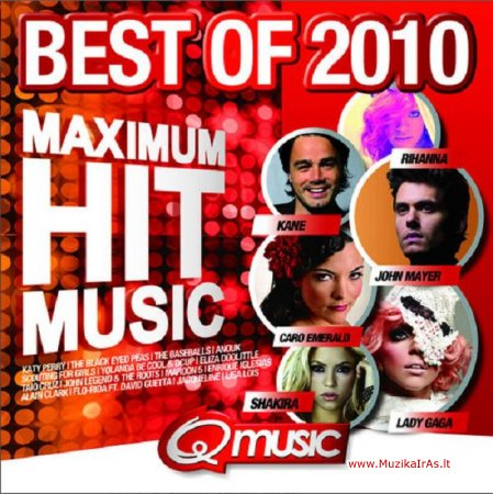 Maximum Hit Music: Best Of 2010