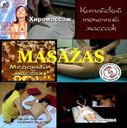 MASAŽAS-Video mokymas