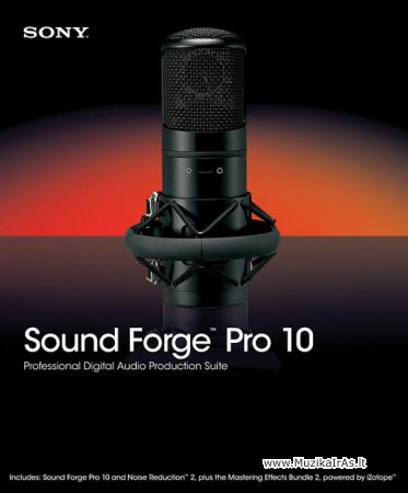 Sony Sound Forge Professional 10.0b Build 474