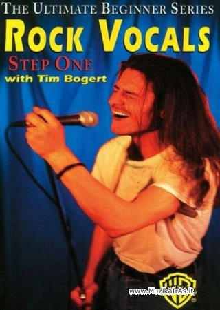 Tim Bogert - Rock Vocals (Step 1 & Step 2)