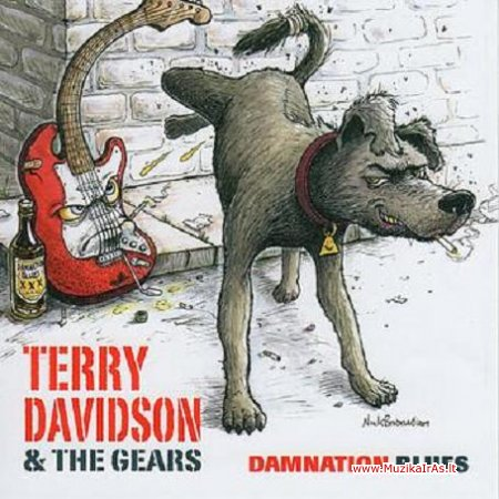Terry Davidson&The Gears-Damnation Blues