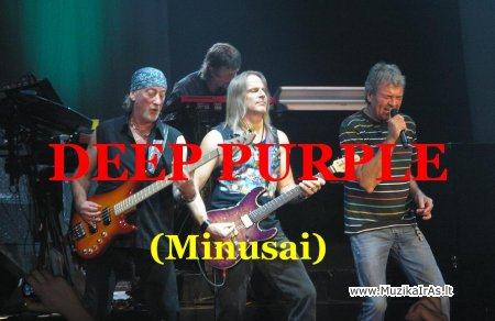DEEP PURPLE(Minusai)