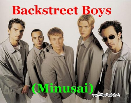 Backstreet Boys(minusai)