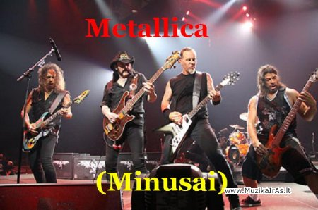 Metallica(minusai)
