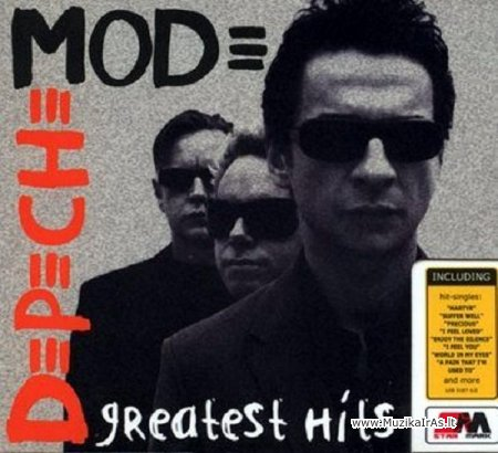 Depeche Mode-Greatest Hits