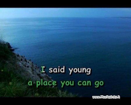 KARAOKE.Легендарные песни западных исполнителей