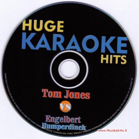 Karaoke Hits - Tom Jones And Engelbert Humperdinck (2005)
