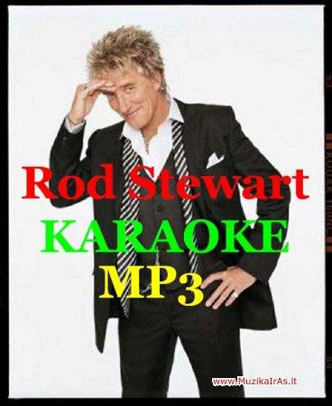 KARAOKE.Rod Stewart