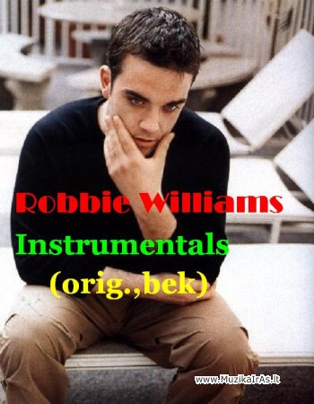 Fonogramos.Robbie Williams Instrumentals