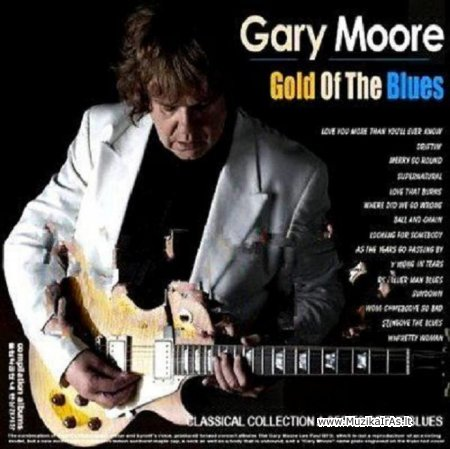 Gary Moore - Gold Of The Blues