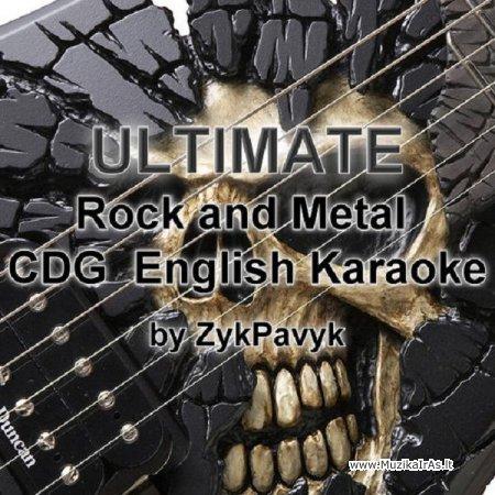 KARAOKE.Rock and Metal