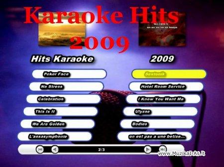 Karaoke Hits 2009