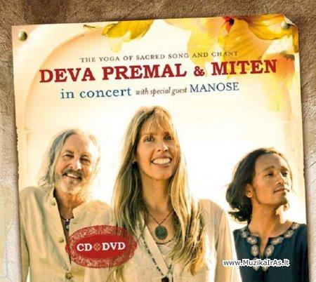 Relax.Deva Premal & Miten - In Concert