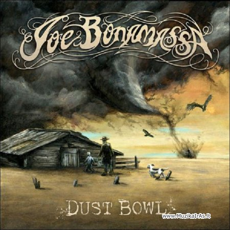Joe Bonamassa-Dust Bowl